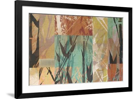 Bamboo Sections-John Butler-Framed Art Print