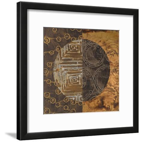 Lunar Eclipse I-John Butler-Framed Art Print