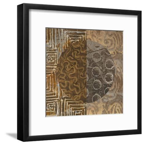 Lunar Eclipse III-John Butler-Framed Art Print