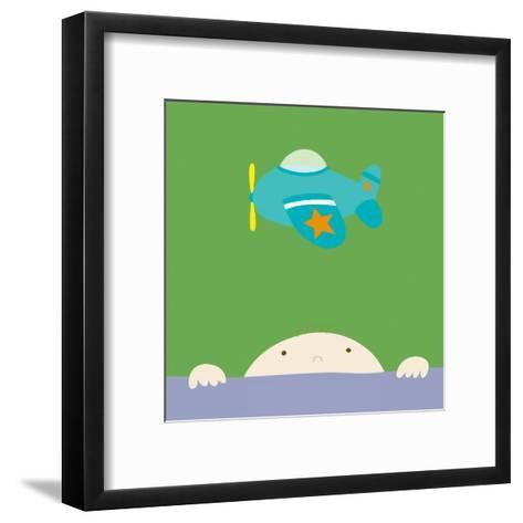 Catch Me-Yuko Lau-Framed Art Print