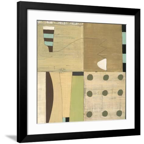 Chit Chat I-Michael Shemuck-Framed Art Print