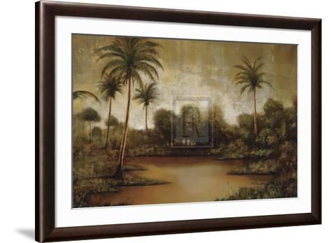 Still Waters I-Albert Williams-Framed Art Print