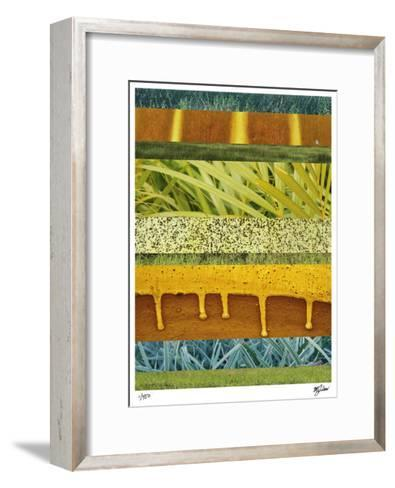Abstraction in Nature I-Mj Lew-Framed Art Print