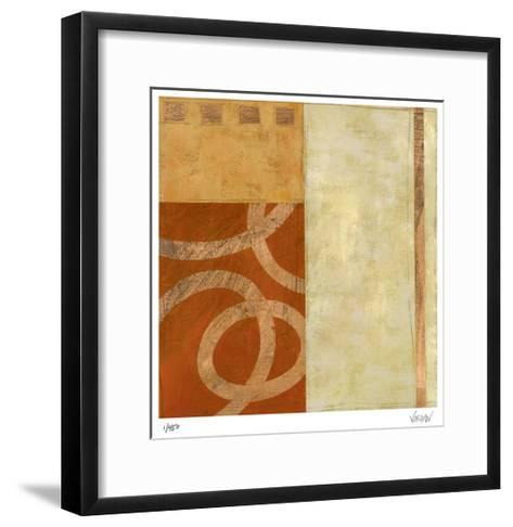 Divisions II-Leigh Jordan-Framed Art Print