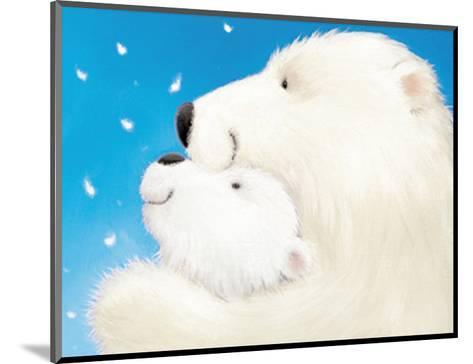 Fluffy Bears III-Alison Edgson-Mounted Art Print