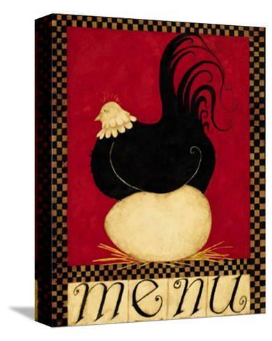Menu II-Dan Dipaolo-Stretched Canvas Print