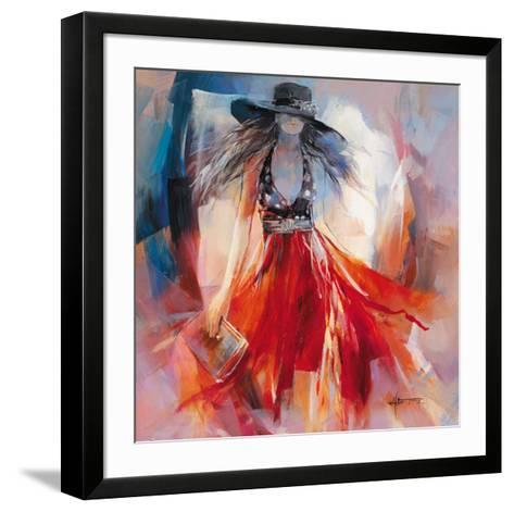 Summerdress I-Willem Haenraets-Framed Art Print