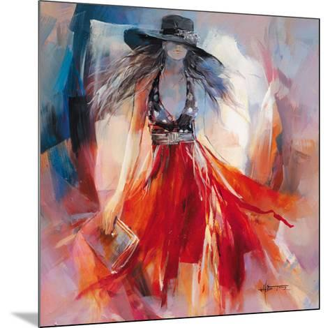 Summerdress I-Willem Haenraets-Mounted Art Print