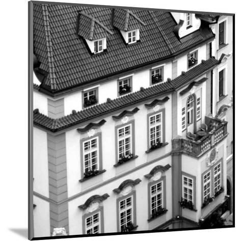 Old City I-Carl Ellie-Mounted Art Print