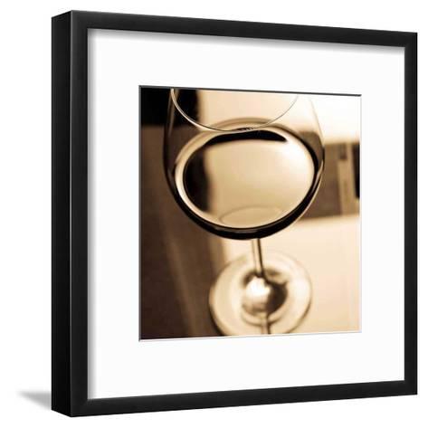 Vino Tinto II-Jean-Fran?ois Dupuis-Framed Art Print