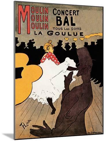 Concert Bal--Mounted Art Print
