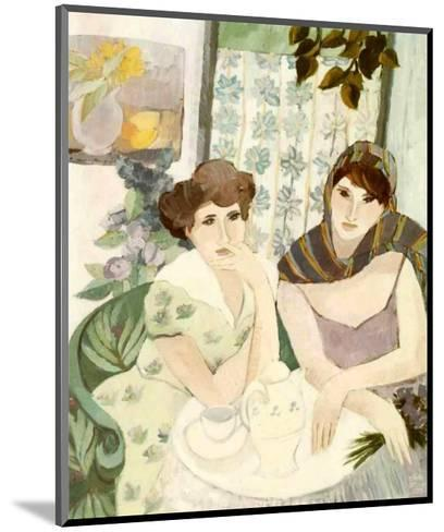 Tea-Colette Boivin-Mounted Art Print