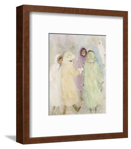 Winter Ladies-H?l?ne L?veill?e-Framed Art Print