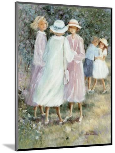 The Cousins Get Together-H?l?ne L?veill?e-Mounted Art Print