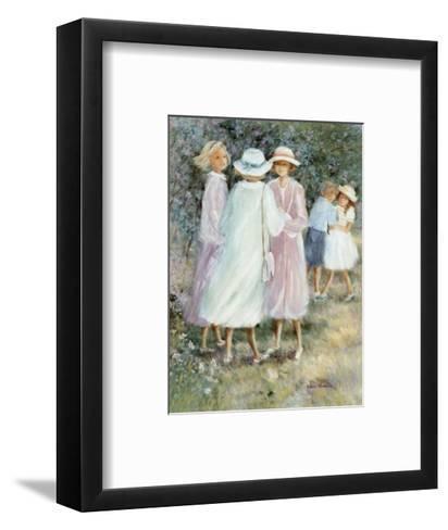 The Cousins Get Together-H?l?ne L?veill?e-Framed Art Print
