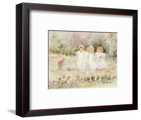 Grey Kittens-H?l?ne L?veill?e-Framed Art Print
