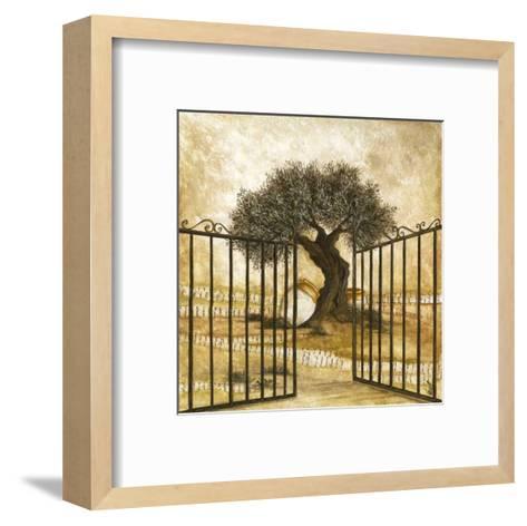 Portail, Olivier et Pots-V?ronique Didier-Laurent-Framed Art Print