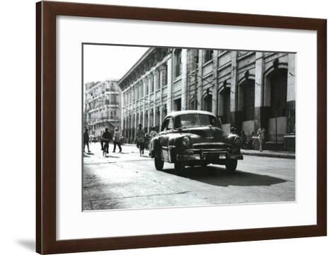 Made In Cuba-Robert To-Framed Art Print