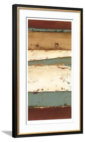 Linear Abstraction I-Ethan Harper-Framed Art Print