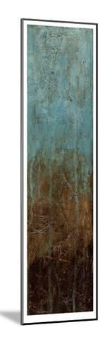 Oxidized Copper I-Jennifer Goldberger-Mounted Limited Edition
