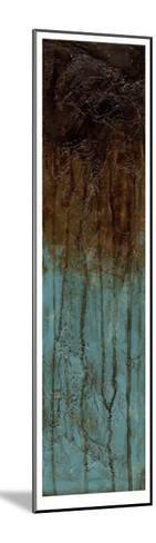 Oxidized Copper IV-Jennifer Goldberger-Mounted Limited Edition