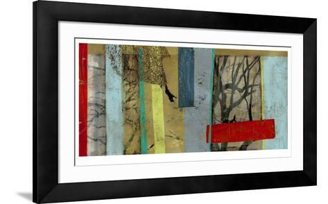 Woven Landscape II-Jennifer Goldberger-Framed Art Print