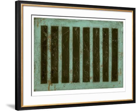 Bilateral Symmetry I-Jennifer Goldberger-Framed Art Print