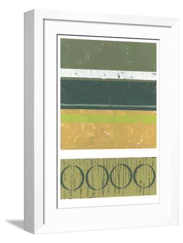 Precipice IV-Jennifer Goldberger-Framed Art Print
