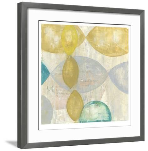 Romance II-Jennifer Goldberger-Framed Art Print