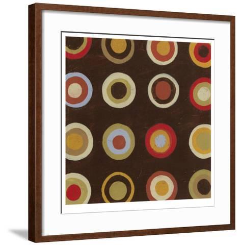 Bullseye IV-Erica J^ Vess-Framed Art Print