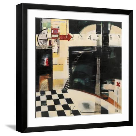 Tic Tac-Kim Hyun-mi-Framed Art Print