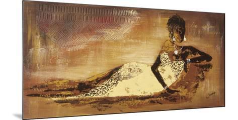 Instant II-Johanna-Mounted Art Print