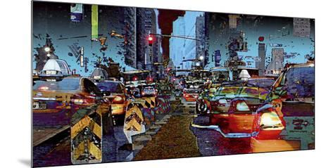 Taxis-C?dric Bouteiller-Mounted Art Print