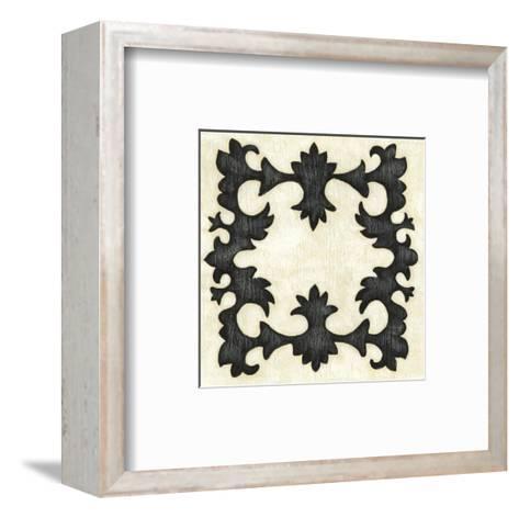 Petite Suzani I-Chariklia Zarris-Framed Art Print