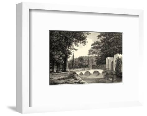 View of Ditton Park-James Hakewill-Framed Art Print