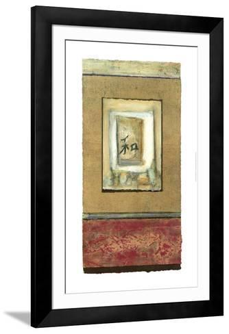 Large Asian Tranquility I-Mauro-Framed Art Print