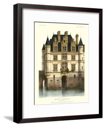 Petite French Chateaux XI-Victor Petit-Framed Art Print