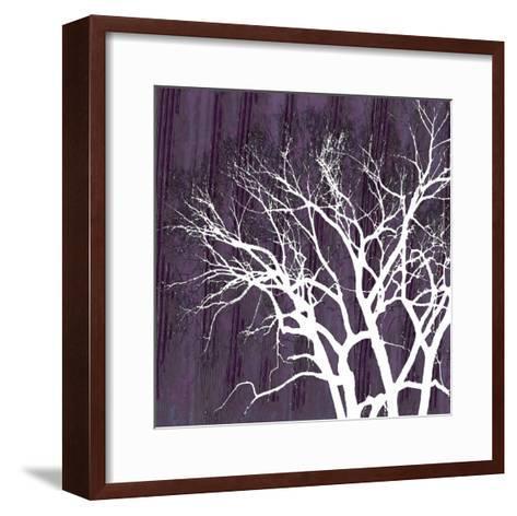Aurora Silhouette I-Alicia Ludwig-Framed Art Print