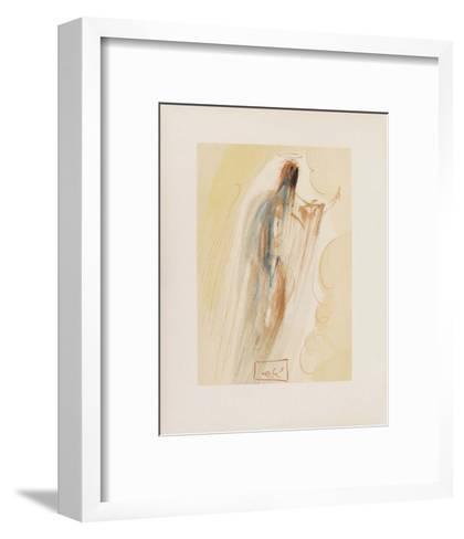 Divine Comedie, Paradis 29: La creation des Anges-Salvador Dal?-Framed Art Print