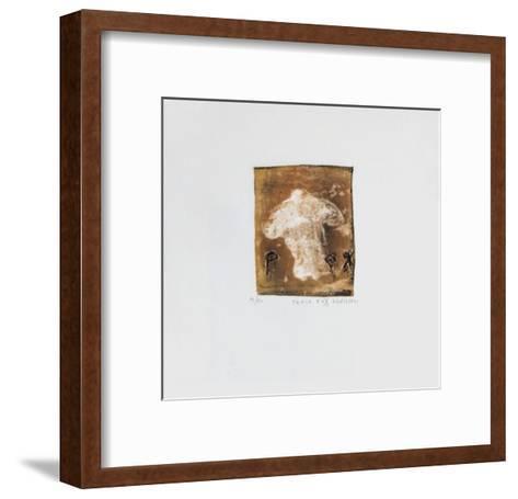 Torso pox-Alexis Gorodine-Framed Art Print