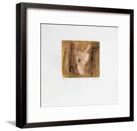 Vaca-Alexis Gorodine-Framed Art Print