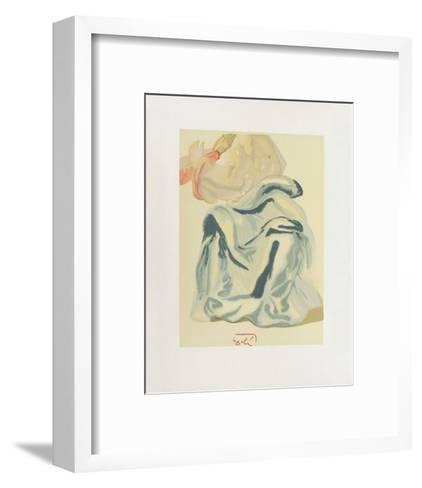 Divine Comedie, Paradis 30: A l'Empyree-Salvador Dal?-Framed Art Print