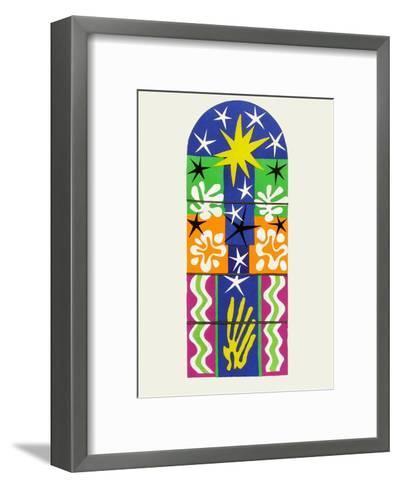 Verve - Nuit de Noel-Henri Matisse-Framed Art Print