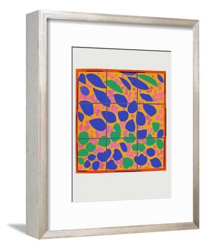 Verve - Lierre en fleur-Henri Matisse-Framed Art Print