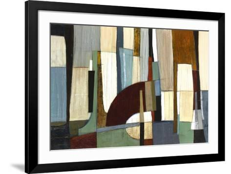 Shadow Field II-Judeen-Framed Art Print