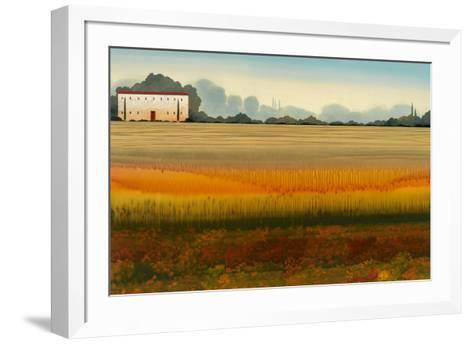 Tuscan Memory I-Robert Charon-Framed Art Print