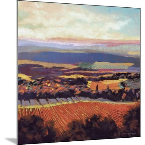 Tuscan Sunrise-Dennis Rhoades-Mounted Art Print