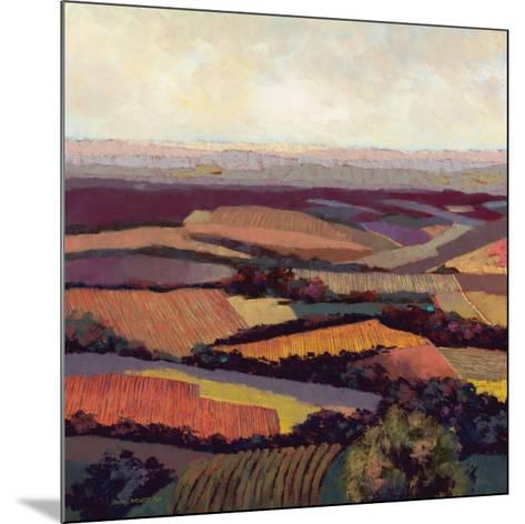 Tuscan Vista-Dennis Rhoades-Mounted Art Print