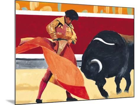 Toreador I-Irene Celic-Mounted Art Print