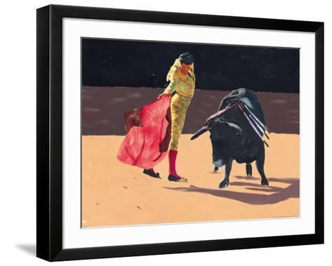 Toreador II-Irene Celic-Framed Art Print